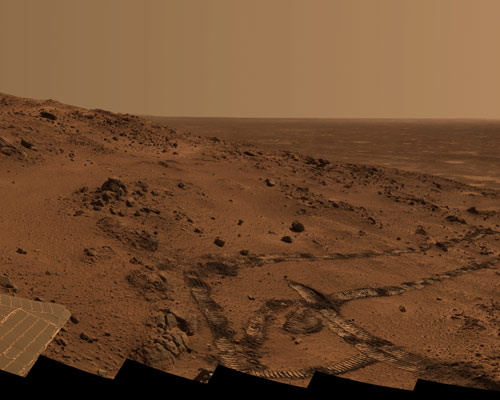 Stunning Pictures from the MARS ROVER... | IGN Boards